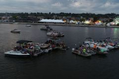 drone-shot-of-riverfest-and-boats